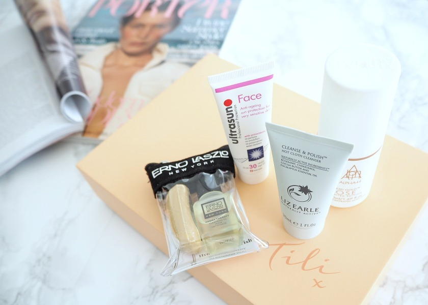 Try It, Love It...The Tili Beauty Box