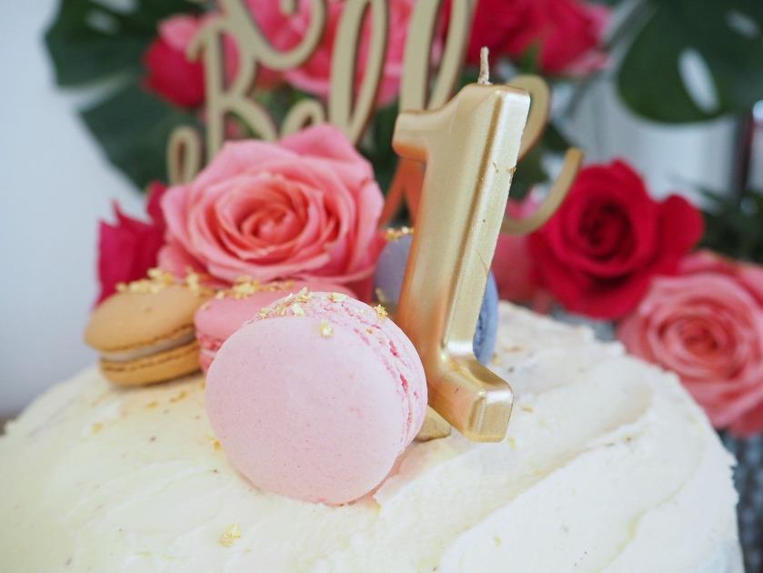 Luna's Flamingo Fantasy First Birthday Party | jessicarhoades.co.uk