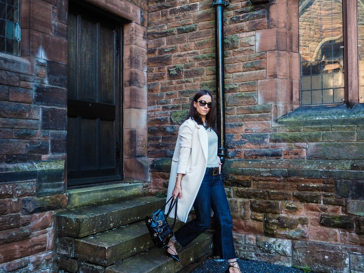 Coats, Crops & Falling Into Autumn