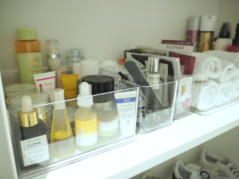 How To Store Your Skincare Products