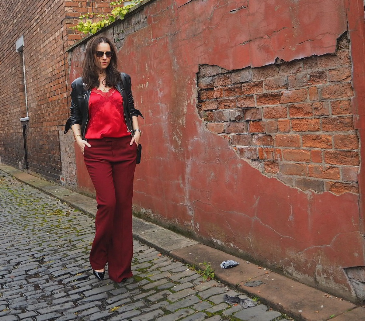 Wardrobe Picks - Lady In Red