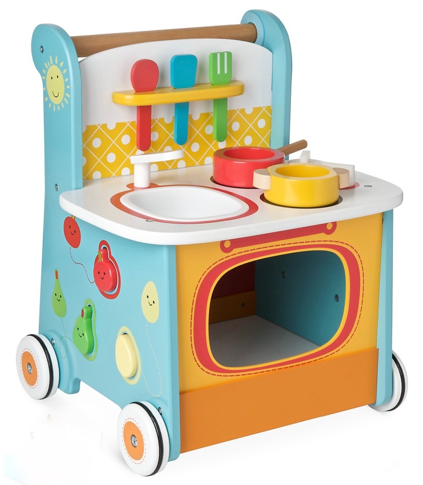 Early Learning Centre Wooden Toy Kitchen
