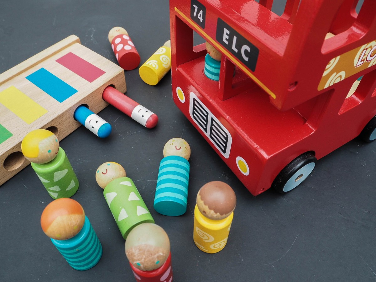 My Top Five Wooden Toys For Babies &Toddlers