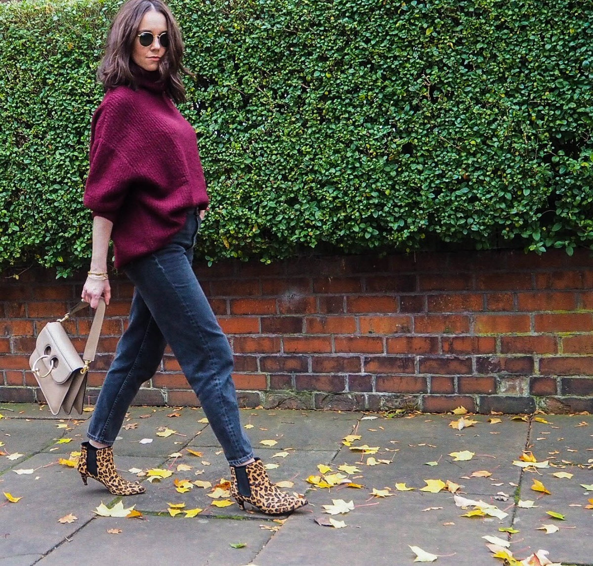 Coloured Knitwear – An Autumn Essential