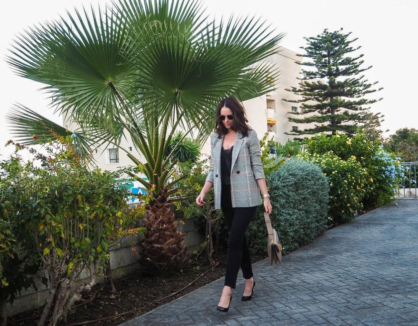 Anine Bing Blazer Outfit
