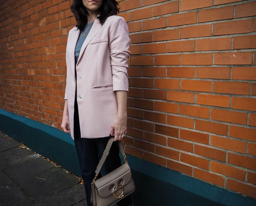 ASOS Pink Blazer
