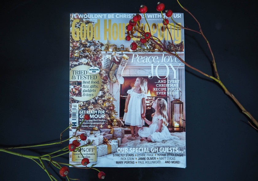 October Favourites Christmas Good Housekeeping