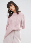 Weekday Pink Sweater