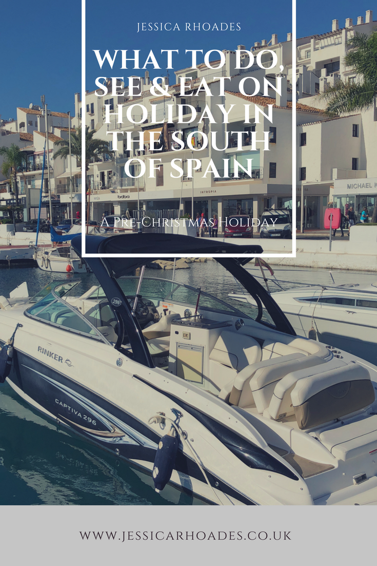 What to Do, See & Eat On Holiday In The South Of Spain
