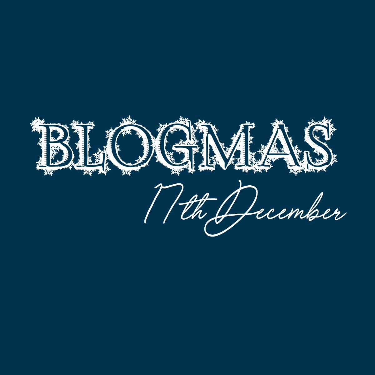 Blogmas - A Guide To Christmas Etiquette