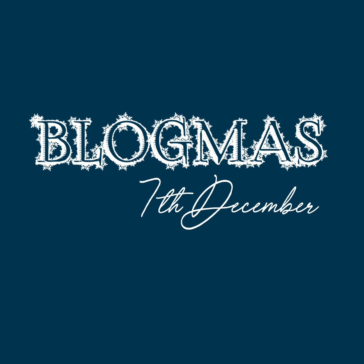 Blogmas - Introducing Mrs Claus