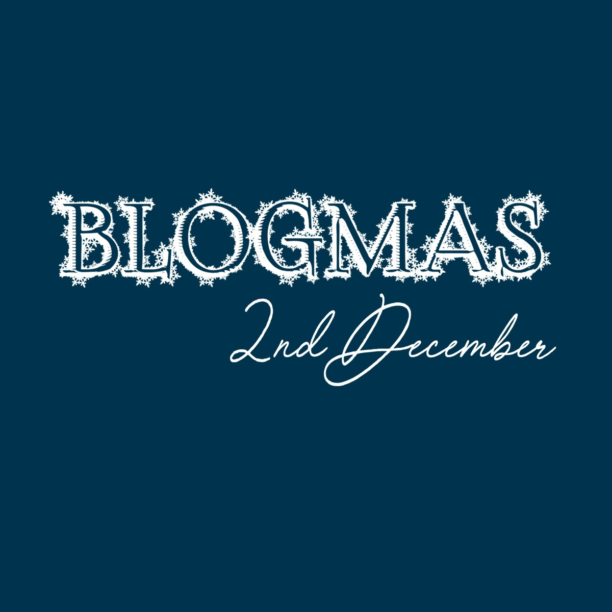 BLOGMAS – How I Store My Christmas Decorations