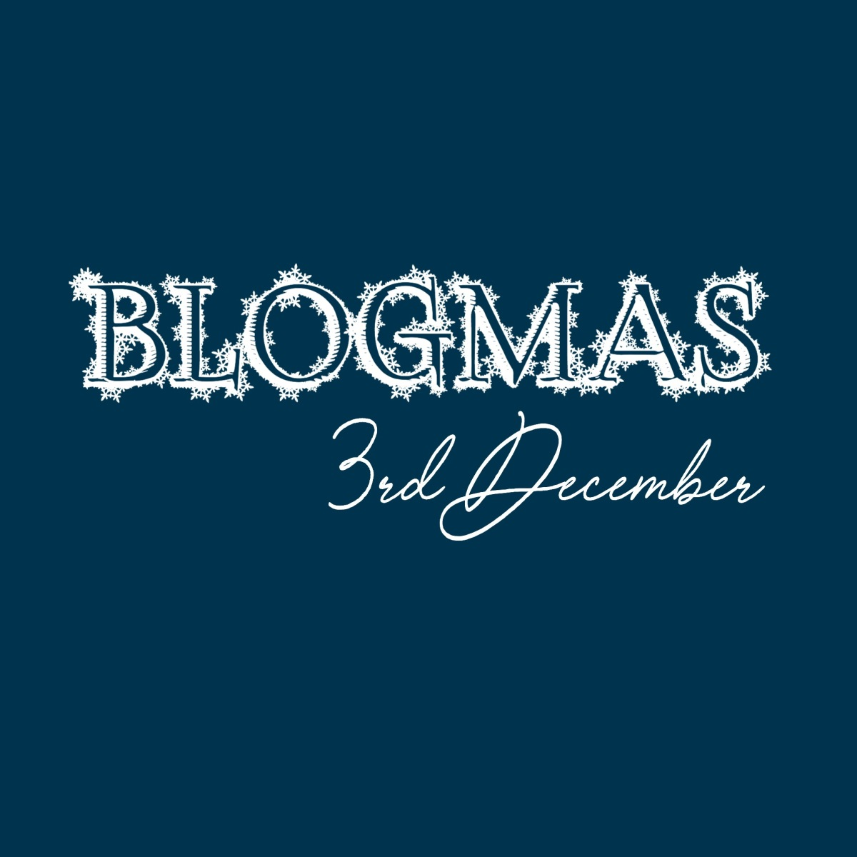 BLOGMAS – My Fantasy Christmas Wish List