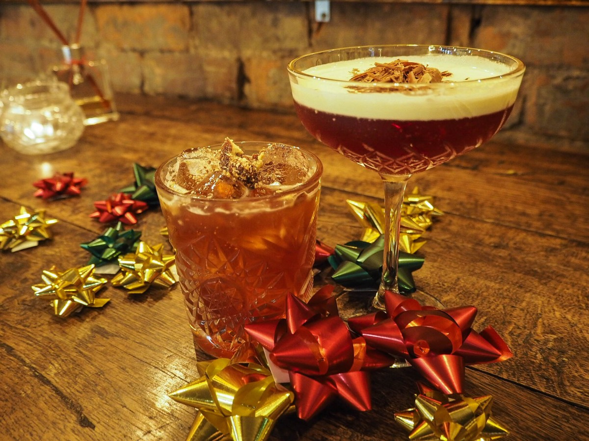 Blogmas – Christmas Cocktails With The Duke & Fly